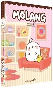 Ciné Solutions - La brocante - Molang, Volume 2. 1 DVD