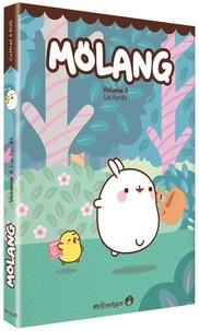 Ciné Solutions - La forêt - Molang, Volume 3. 1 DVD