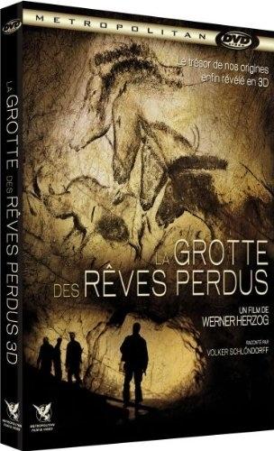 La Grotte des Rêves perdus - Werner Herzog - Dvd