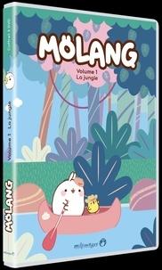 Ciné Solutions - La jungle - Molang, Saison 2, Volume 1. 1 DVD