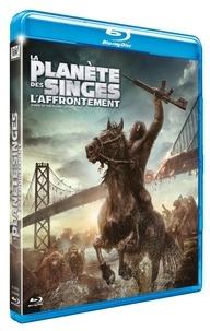 CINE SOLUTIONS - La Planète des Singes : L'Affrontement - Matt Reeves - Blu-ray