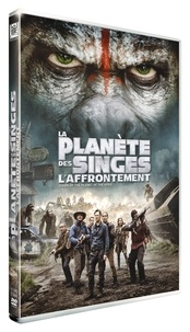 CINE SOLUTIONS - La Planète des Singes : L'Affrontement - Matt Reeves - Dvd