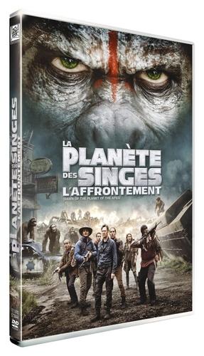 La Planète des Singes : L'Affrontement - Matt Reeves - Dvd