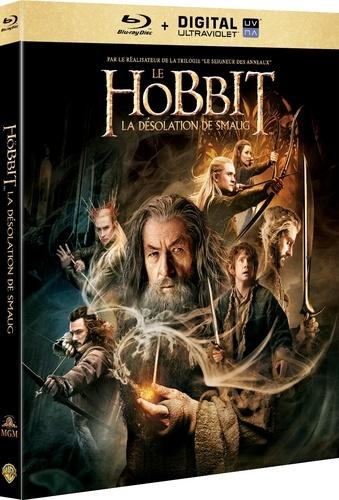 Le Hobbit : La désolation de Smaug - Peter Jackson - Edition Blu-ray + Copie digitale