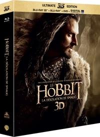 CINE SOLUTIONS - Le Hobbit : La désolation de Smaug - Peter Jackson - Edition Dvd + Blu-ray