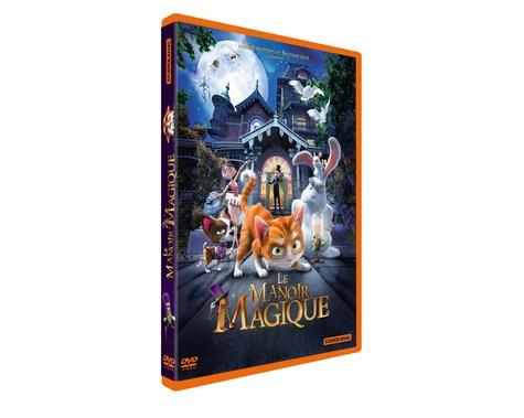 Le Manoir Magique - Ben Stassen, Jeremy Gegruson - Dvd