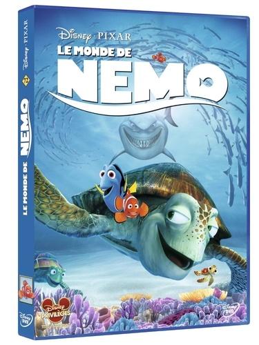 Le Monde de Nemo - Disney - Dvd