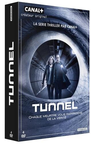 CINE SOLUTIONS - Le Tunnel - Dominik Molle, Thomas Vincent, Hettie MacDonald - Coffret 4 Dvd