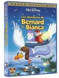 CINE SOLUTIONS - Les Aventures de Bernard et Bianca - Disney - Dvd