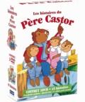 CINE SOLUTIONS - Les histoires de Père Castor /coffret 3 DVD