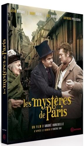 CINE SOLUTIONS - Les mystères de Paris - André Hunebelle - Dvd