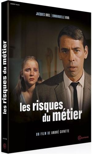 CINE SOLUTIONS - Les risques du métier - André Cayette - Dvd