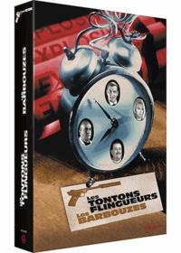 CINE SOLUTIONS - Les Tontons flingueurs, Les Barbouzes - Georges Lautner - Coffret 2 Dvd