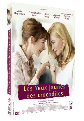 Les Yeux jaunes des crocodiles - Cécile Telerman - Dvd