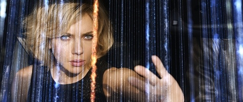 Lucy - Luc Besson - Blu-ray