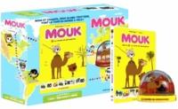 CINE SOLUTIONS - Mouk - Vol. 1 : La course de dromadaires - François Narboux - Coffret Dvd + une boule à neige
