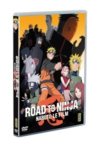 CINE SOLUTIONS - Naruto - Le Film : Road to Ninja - Hayato Date - Dvd
