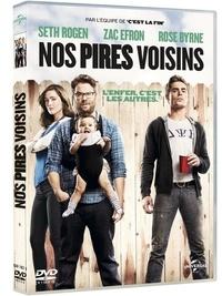 CINE SOLUTIONS - Nos pires voisins - Nicholas Stoller - Dvd