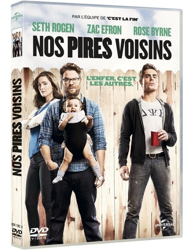 Nos pires voisins - Nicholas Stoller - Dvd