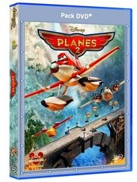 CINE SOLUTIONS - Planes 2 - Roberts Gannaway - Edition Dvd + Blu-ray