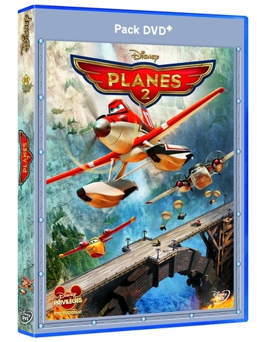 CINE SOLUTIONS - Planes 2 - Roberts Gannaway - Edition Dvd + Blu-ray