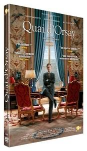CINE SOLUTIONS - Quai d'Orsay /DVD