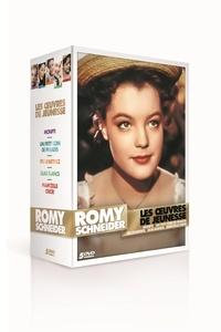 CINE SOLUTIONS - Romy Schneider : Les oeuvres de jeunesse - Coffret 5 Dvd