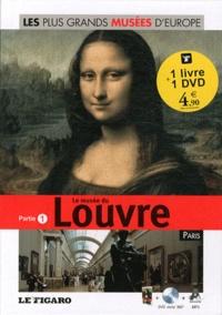 Cinzia Caiazzo - Le musée du Louvre, Paris - Partie 1. 1 DVD