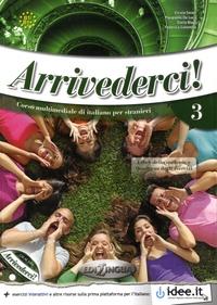 Cinzia Faraci et Pierpaolo De Luca - Arrivederci ! 3. 1 CD audio