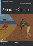Cinzia Medaglia - Amore e Cinema. 1 CD audio