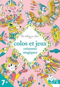 Cinzia Sileo et  Lili la Baleine - Colos et jeux créatures fantastiques.