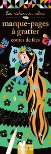 Cinzia Sileo - Marque-pages à gratter contes de fées.