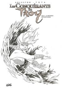 Ciro Tota et Christophe Arleston - Les conquérants de Troy Tome 3 : La bataille de Port-Fleury.