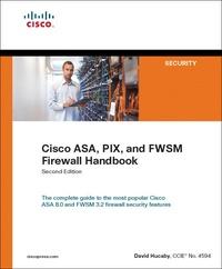 Cisco ASA and PIX Firewall Handbook.