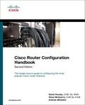 Cisco Router Configuration Handbook.