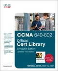 Cisco Systems - CCNA 640-802 Official Cert Library, Simulator Edition.