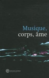 Cité de la musique - Musique, corps, âme.