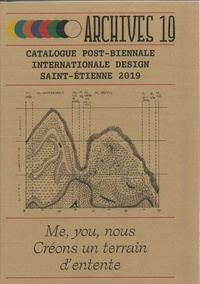 Cité du Design - Archives 19 - Catalogue post-Biennale Internationale Design Saint-Etienne.