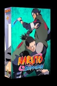 Citel Editions - Naruto Shippuden - Edition ninja coffret 2. 8 DVD