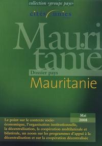 Cités Unies France - Dossier pays Mauritanie.