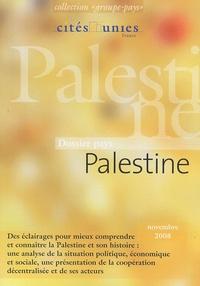 Cités Unies France - Dossier pays Palestine.