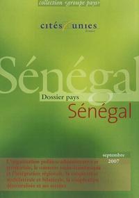 Cités Unies France - Dossier pays Sénégal.