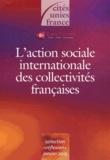 Cités Unies France - L'action sociale internationale des collectivités françaises.