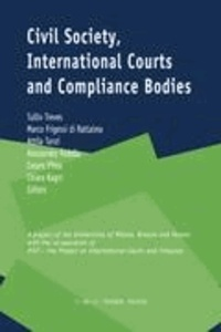 Alessandro Fodella - Civil Society, International Courts and Compliance Bodies.