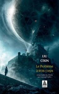 Téléchargement ebook Android Le problème à trois corps 9782330113551 MOBI in French par Cixin Liu