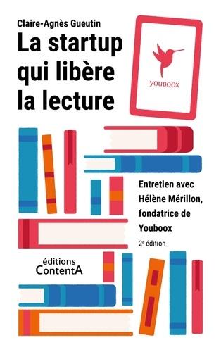 La startup qui libère la lecture. Entretien avec Hélène Mérillon, fondatrice de Youboox