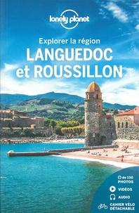 Claire Angot et Elodie Rothan - Languedoc et Roussillon. 1 Plan détachable