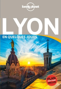 Claire Angot - Lyon en quelques jours. 1 Plan détachable
