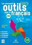 Claire Barthomeuf et Catherine Lahoz - Les nouveaux outils pour le français CM2 (Cycle 3) - Manuel de l'élève.