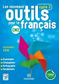 Claire Barthomeuf et Catherine Lahoz - Les nouveaux outils pour le français CM2 cycle 3.